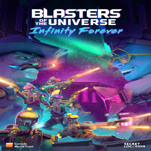 Blasters of the Universe: Infinity Forever