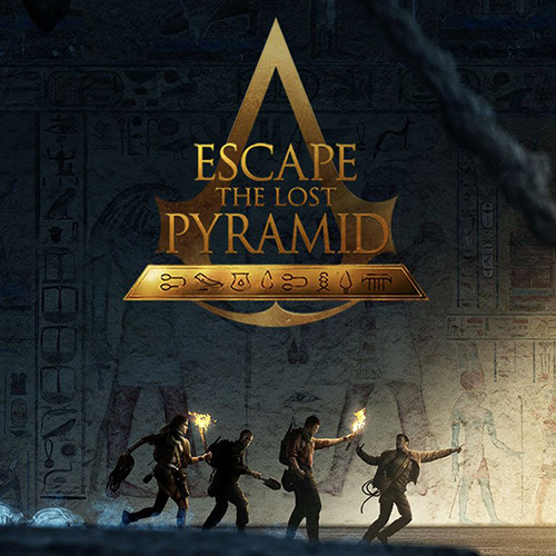 Escape the lost Pyramid 'Ubisoft' Assassins Creed