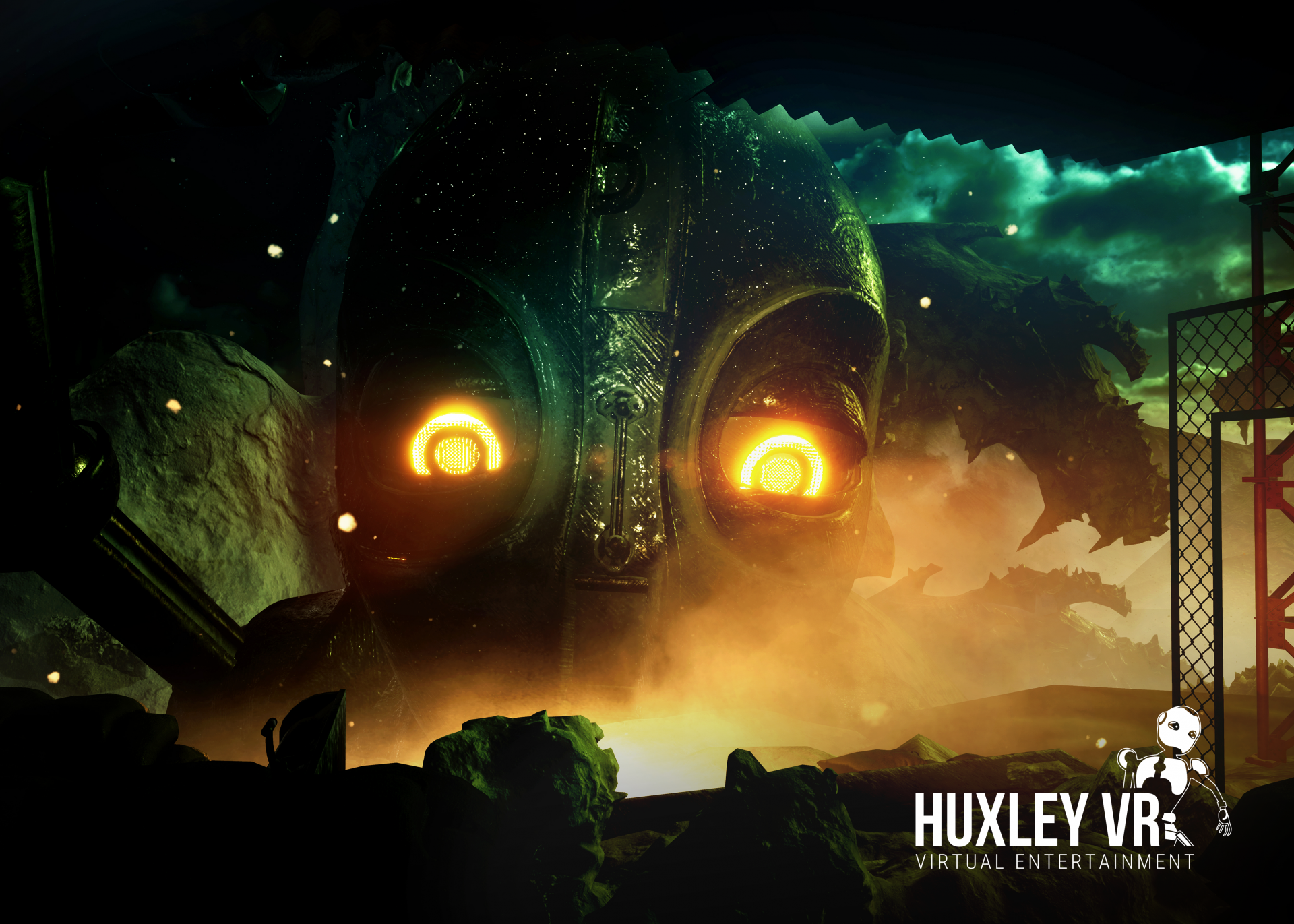 huxley cover afbeelding