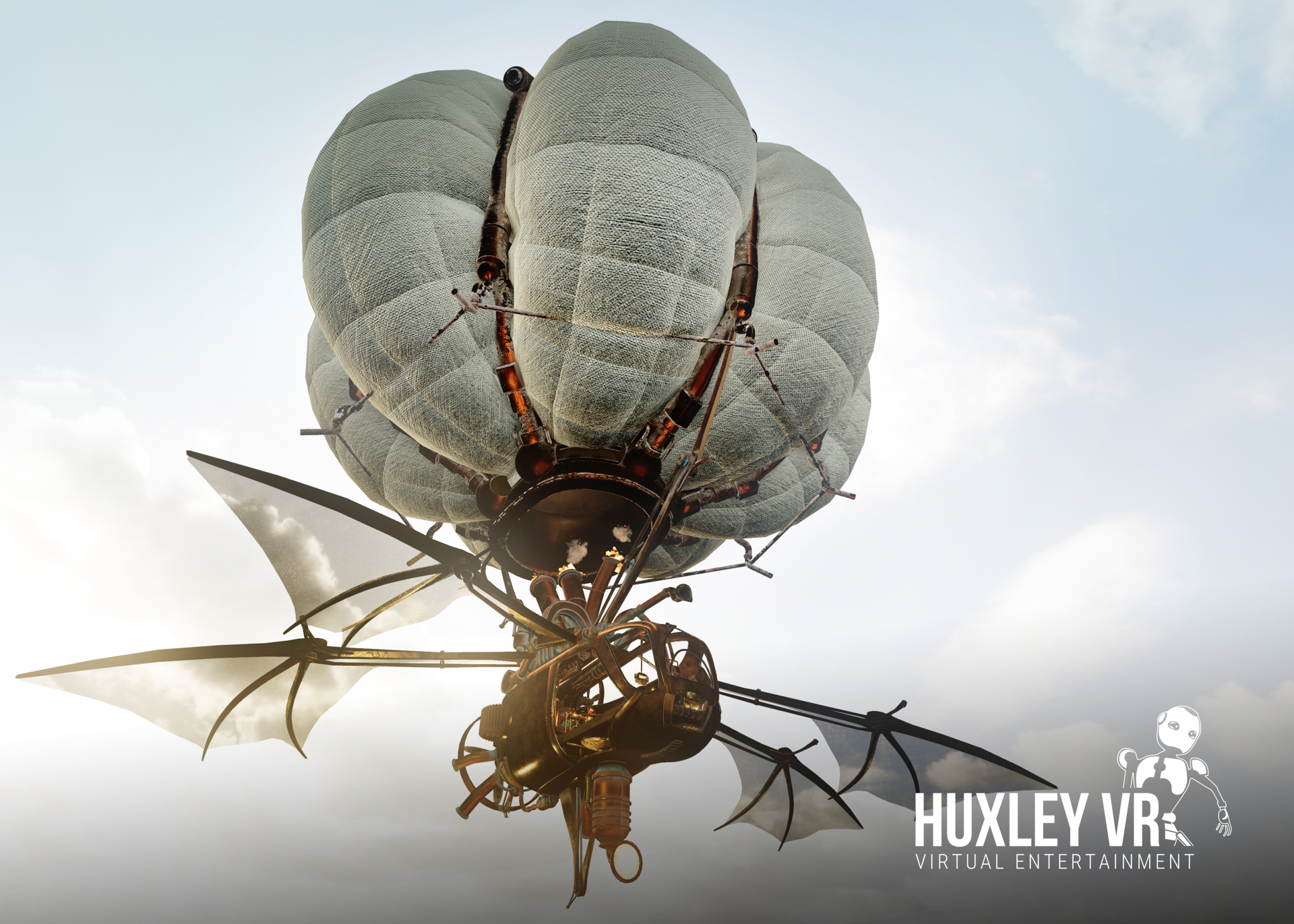 huxley cover afbeelding 4 luchtschip